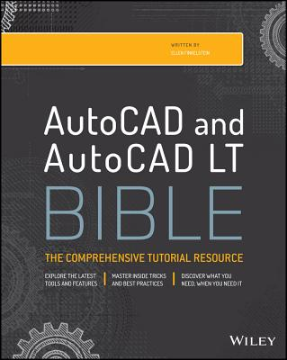 Autocad and Autocad Lt Bible 2015 By Finkelstein, Ellen